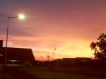 Golden hour senja