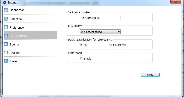 Cara Mengirim dan Menerima SMS Menggunakan Fitur SMS-Broadcast Modem Internet GSM Prolink PHS300 (2/6)
